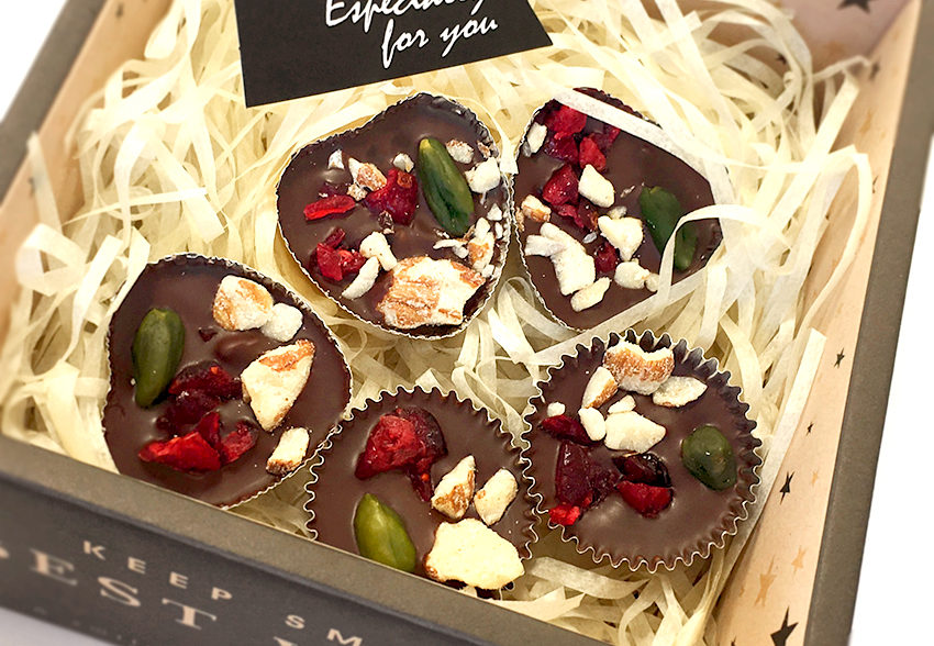 バレンタインの余りチョコを活用! チョコクランチで生活習慣病予防!のアイキャッチ