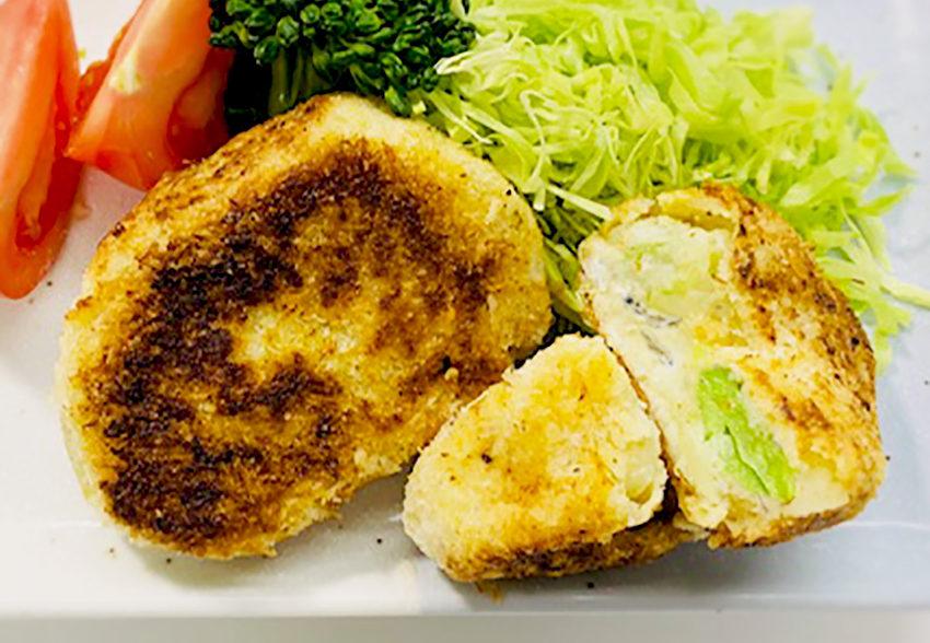 ビタミンB1・B2/亜鉛/カルシウムを摂取! 初夏を味わう「ソラマメとシラスの焼きクリームコロッケ」のアイキャッチ